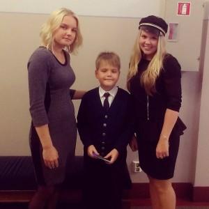 Krissu ja Pille 1.09.2014