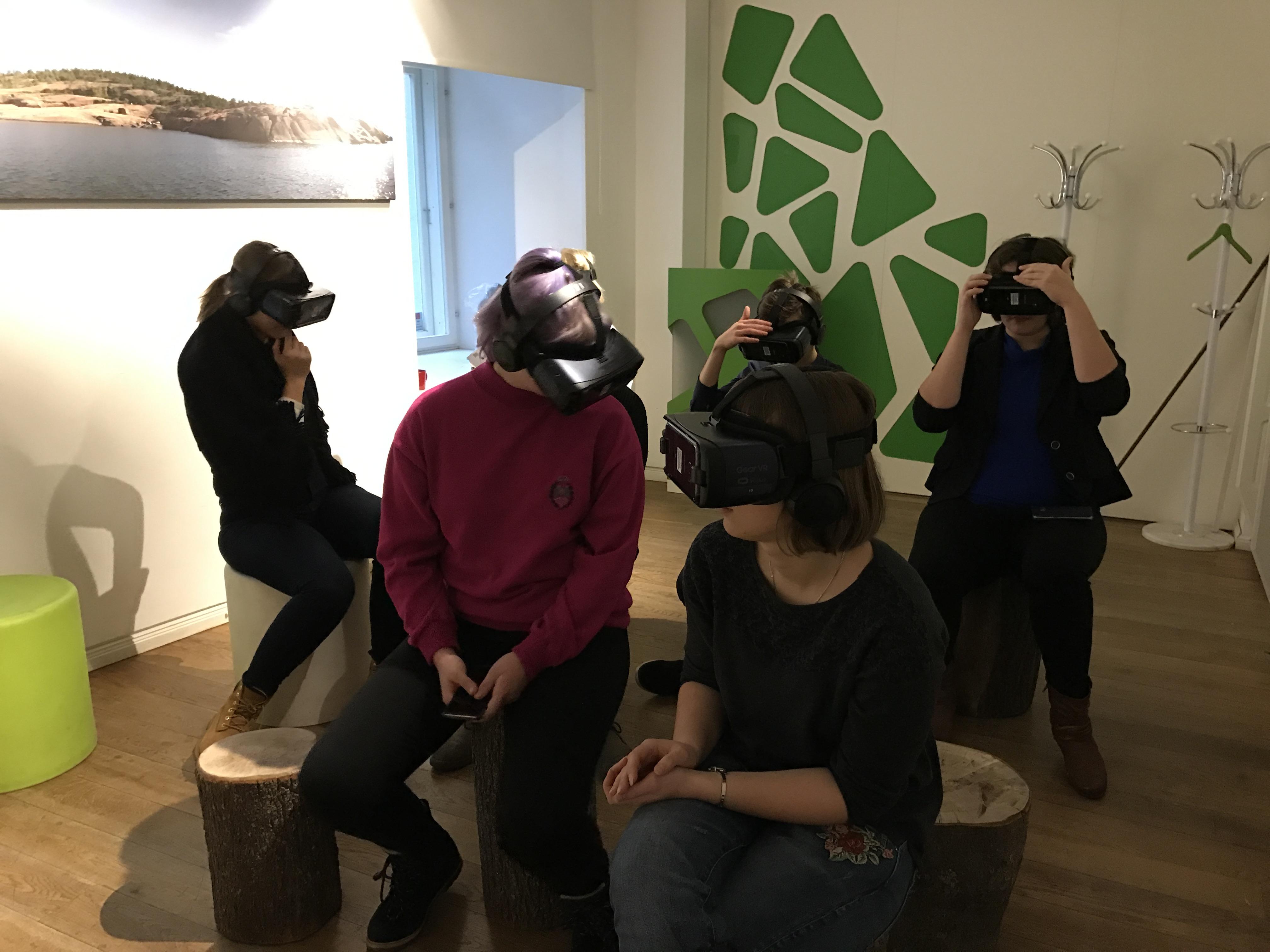 Virtuaalreaalsus