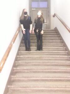 Anu ja Serel koolis