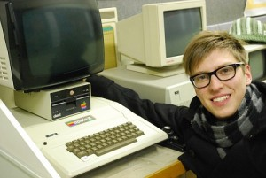 Happy Oliver Apple II'ga